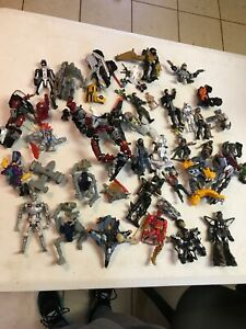 Transformers and Bioncles Lot
