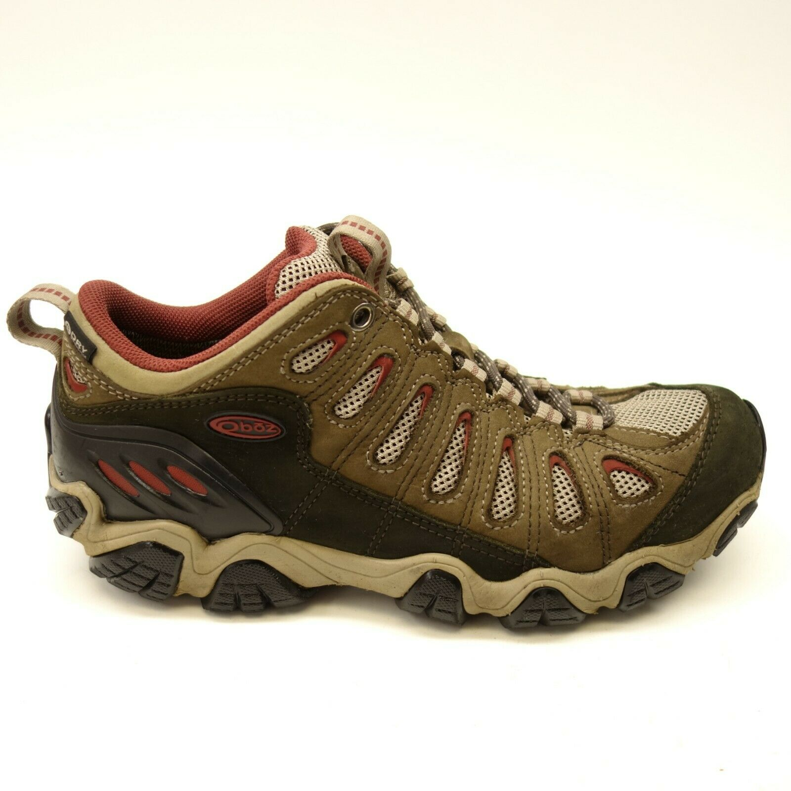 d249766b18 Oboz Mens Sawtooth Low BDry Support Hiking Trail shoes Size 9 Athletic  Athletic nuuyhb2743-Athletic Shoes