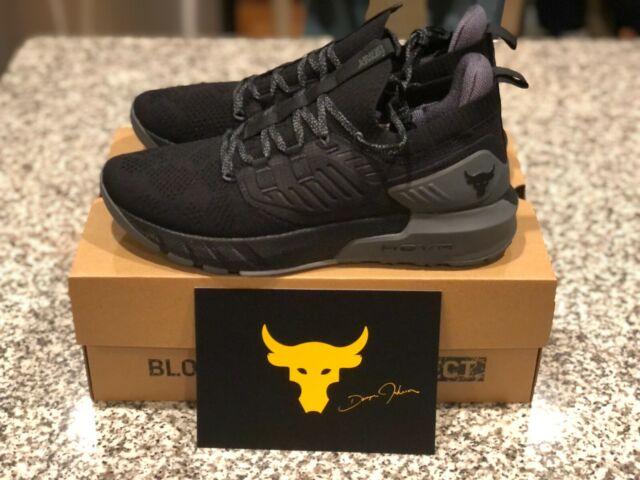 torneo enfocar bostezando  Men's Size 10 Under Armour Project Rock Delta Shoes Steeltown Gold Black  Yellow for sale online   eBay