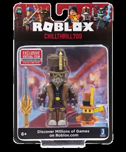 Roblox chillthrill 709 Figura Nuovo