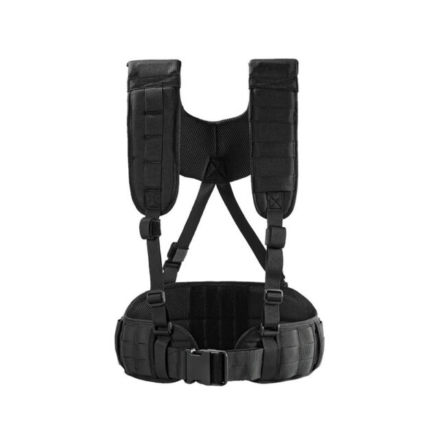 Frequently bought together. OneTigris Tactical Load Bearing Battle Belt H- Harness Military MOLLE Adjustable 64e15dd2326