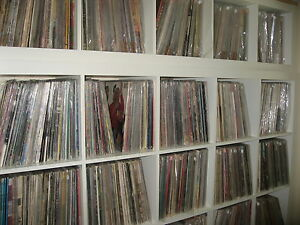 Lot-of-50-60s-Vocal-Rock-Bands-6-Records-Vinyl-Music-Mix-Original-Albums-VG