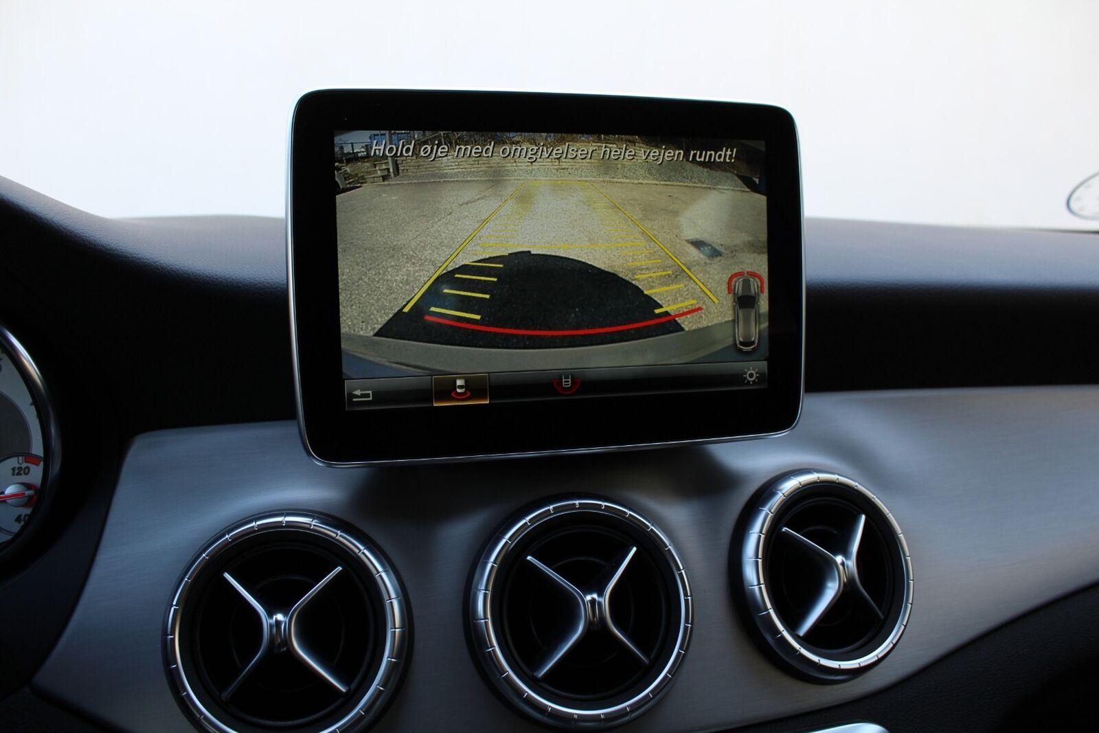 Mercedes CLA200 1,6 Shooting Brake - billede 13