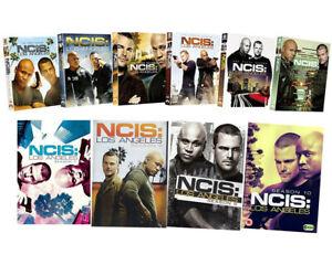 NCIS-Los-Angeles-el-conjunto-completo-de-Serie-Dvd-Temporadas-1-10-Totalmente-Nuevo-Sellado