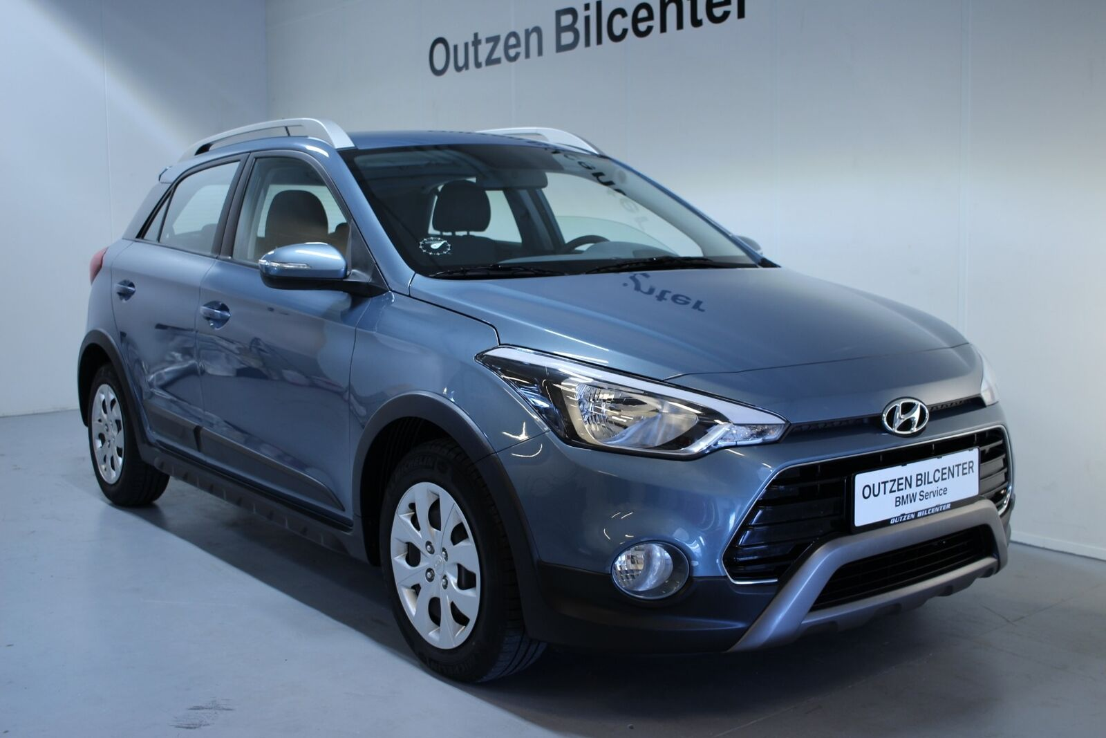 Hyundai i20 Active Cross 1,4 CRDi 90 Premium 5d