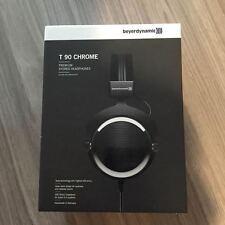 NEW BeyerDynamic T90 Chrome Exclusive Limited Edition Audiophile Headphones
