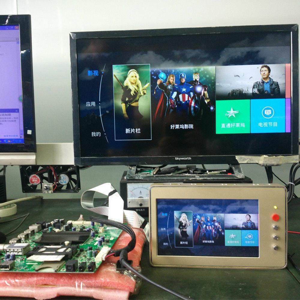 TV160 LVDS LED LCD TV Motherboard Tester (7th Gen) 3