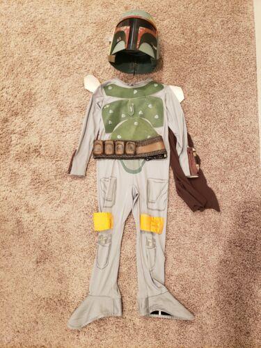 BOBA FETT Star Wars Hasbro Full Size Helmet & Outf