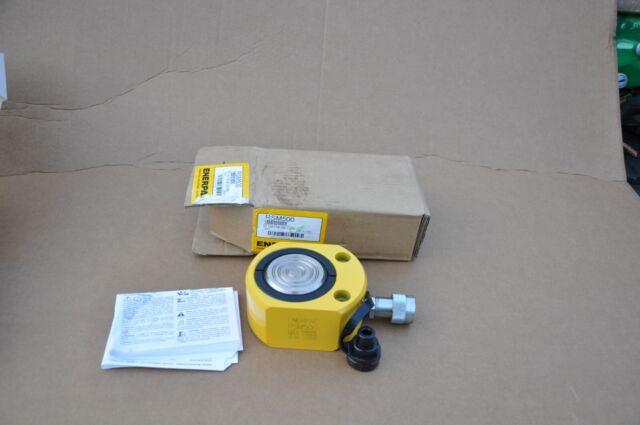 Enerpac RSM-500 Flat Jac 50 Ton .63 Stroke Low-Height Hydraulic Cylinder NEW