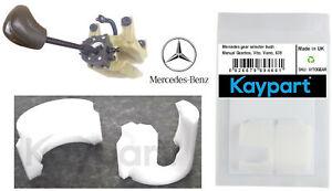 Mercedes-vito-viano-gear-selector-Varilla-Kit-De-Reparacion-Manual-Caja-De-Cambios-639