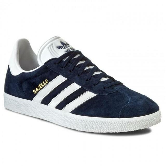 mens navy adidas trainers