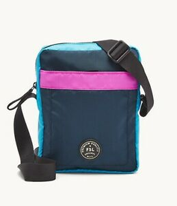 Bnew-Fossil-Sport-Courier-Crossbody-Bag