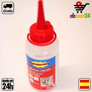 0a671e11d72 La imagen se está cargando Pegamento-silicona-liquida -Goma-Eva-manualidades-transparente-cola-