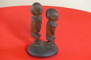 ARTS-PREMIERS-ART-AFRICAIN-OBJETS-ETHNIQUES-SCULPTURE-BOIS-HOMME-amp-FEMME