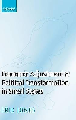 Economic Adjustments & Political Transformation in Small States, Jones, Erik, Us