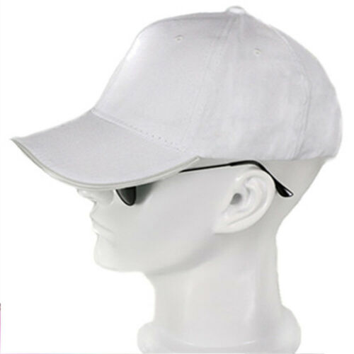 Cool Adjustable Unisex LED Flashing Baseball Sport Hat Hip-Hop Cap Party Glow