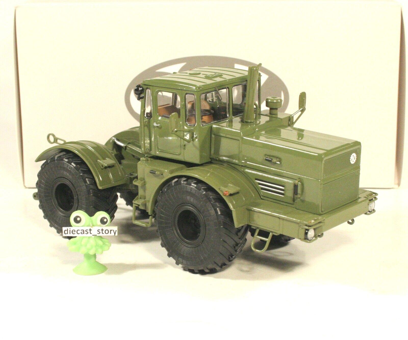 1 43 TRACTOR K 701 kirovetz Military SSM USSR USSR GDR UdSSR Russian Tractor