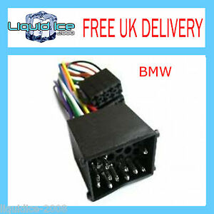 BMW Z3 1996 to 2002 E36 Stereo Radio ISO Harness Lead CT20BM01