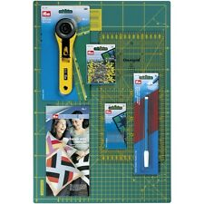 SET PER PATCHWORK STARTER KIT CON BASE TAGLIERINO E ACCESSORI PRYM 651447
