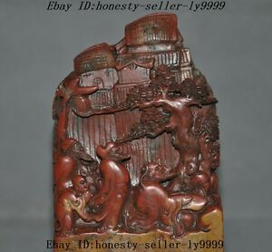 Tianhuang Stone | Dickiet | Shoushan Stone Carving | Under