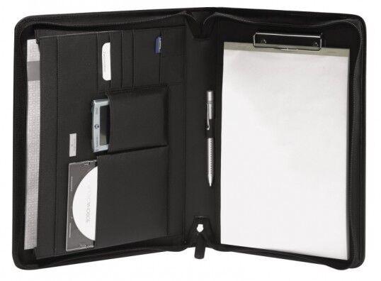 Bodenschatz Schreibmappe Notebook DIN A4 schwarz | Neueste Technologie  | Fierce Kaufen  | Exquisite Handwerkskunst