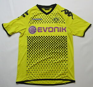 newest collection d06de 80fb1 BORUSSIA DORTMUND home shirt jersey KAPPA 2011-2012 BVB ...