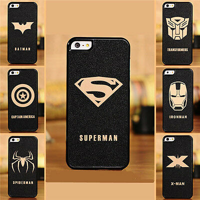 Spider Cartoon Hard Black Back Phone Skin Case Cover Shell For iPhone 5 5s