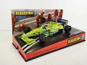 Slot-SCX-Scalextric-6057-Minardi-F-1-034-G-P-2000-034-M-Gen-Nummer-N-20-Telefonica