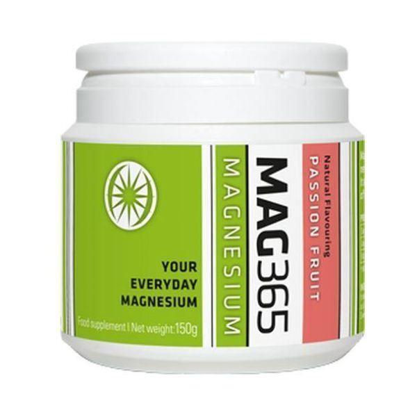 MAG365 Passion Fruit Magnesium Powder