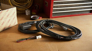 2007 2013 toyota fj cruiser tow hitch wire harness brand new oem rh ebay com fj cruiser oem trailer wiring harness fj cruiser trailer hitch wiring
