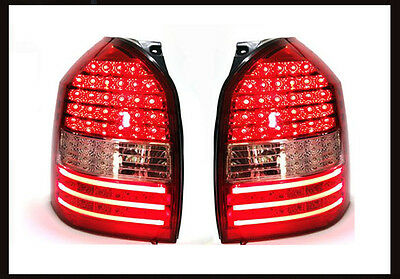 LED Tail Lights Rear Lamp Lights Assembly 2P For 05 06 07 08 09 Hyundai Tucson