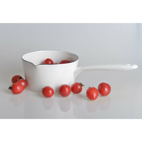Non Stick émail Casserole Milkpan ustensiles de cuisine cuisson Pan Pot 15 cm