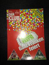 EM-Qualifikation 16.10.1991 Deutschland - Wales in Nürnberg, DER CLUB SPECIAL