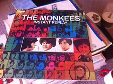 MONKEES/  instant Replay  JAPAN 1968 ORIGINAL GATEFOLD RELEASE  RARE