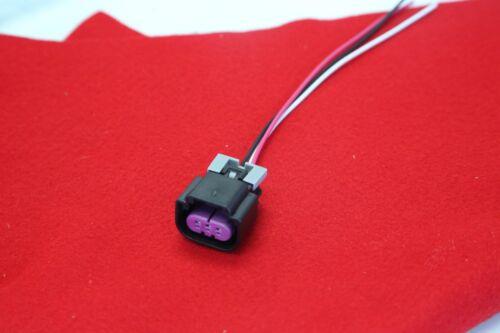 GM E85 Flex Fuel Sensor Connector Pigtail PLUG Fuel Ethanol E85-2 Continental