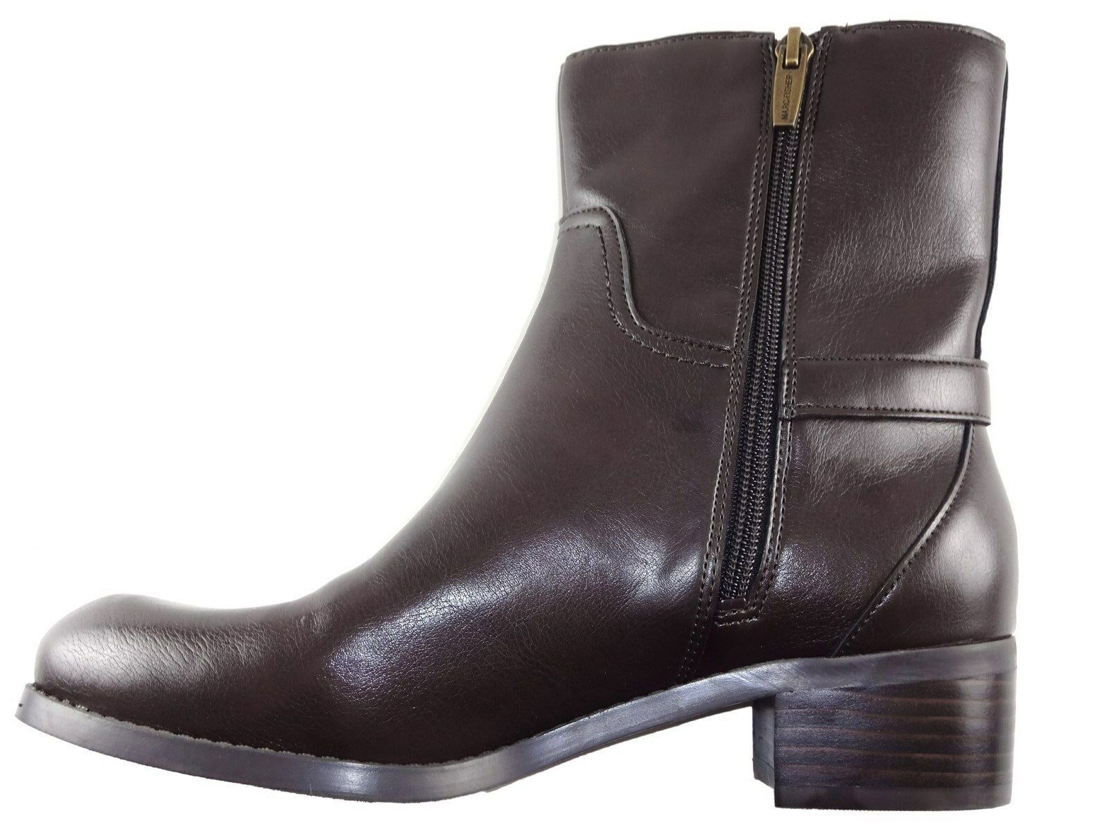 Marc Fisher Fisher Fisher Women's Trist2 Military-Inspired Brown 8 M d5175d