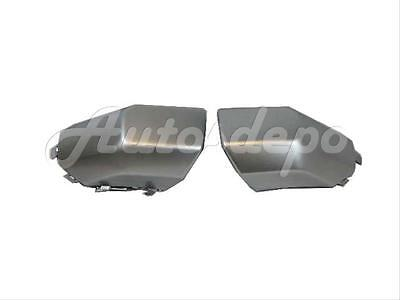 CPP Front Bumper Extension Outer for 07-14 Toyota FJ Cruiser