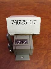 Danaher//Veeder-Root 5 Digit Counter Model 0743135-001 Medium Size