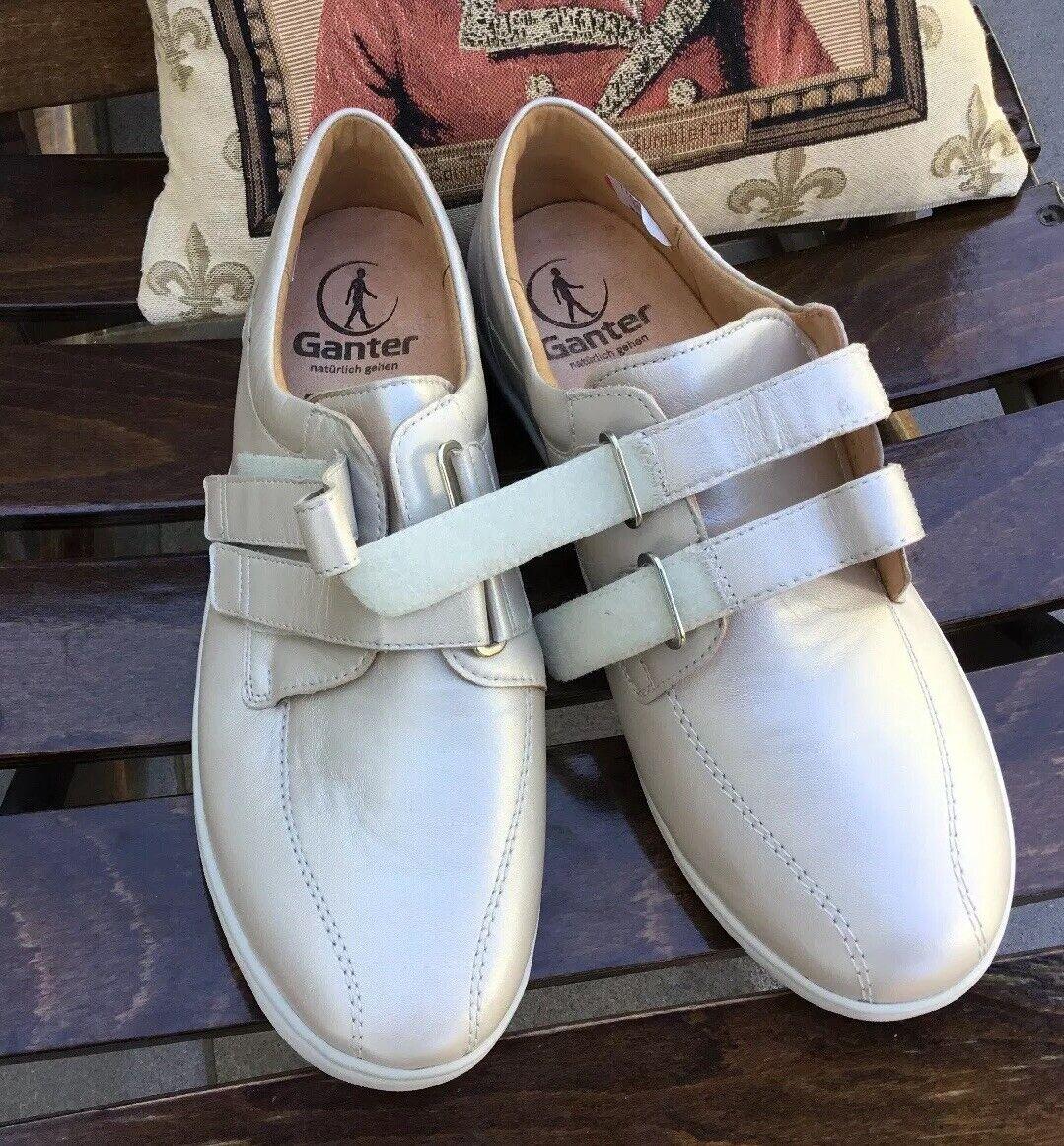 UNGETRAGEN  Ganter 7 1 2 H (41,5) Damen Schuhe NP 167