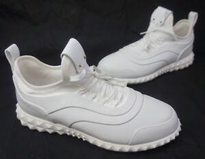 Leather Garavani Sneakers Bodytech Valentino White Size Shoes Men's TOkPZXui