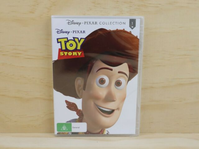 DVD Movie - Disney Pixar Collection Toy Story - Region 4 - New + Sealed