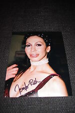 Jennifer Rush signed Autogramm auf 20x25 cm Foto InPerson LOOK