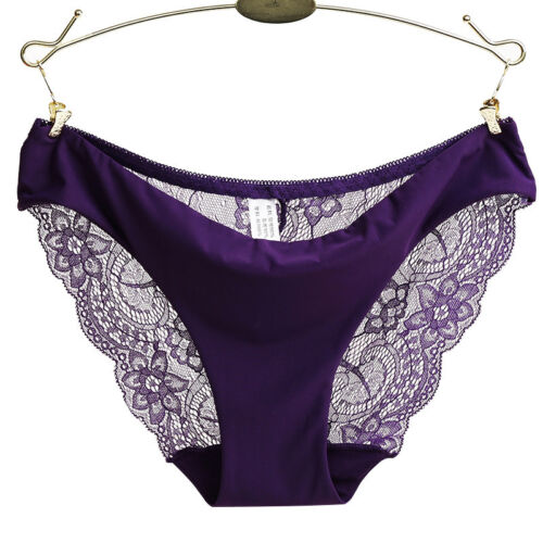 Women Ladies Soft Panties Seamless Briefs Lingerie Hipster Underwear Underpants