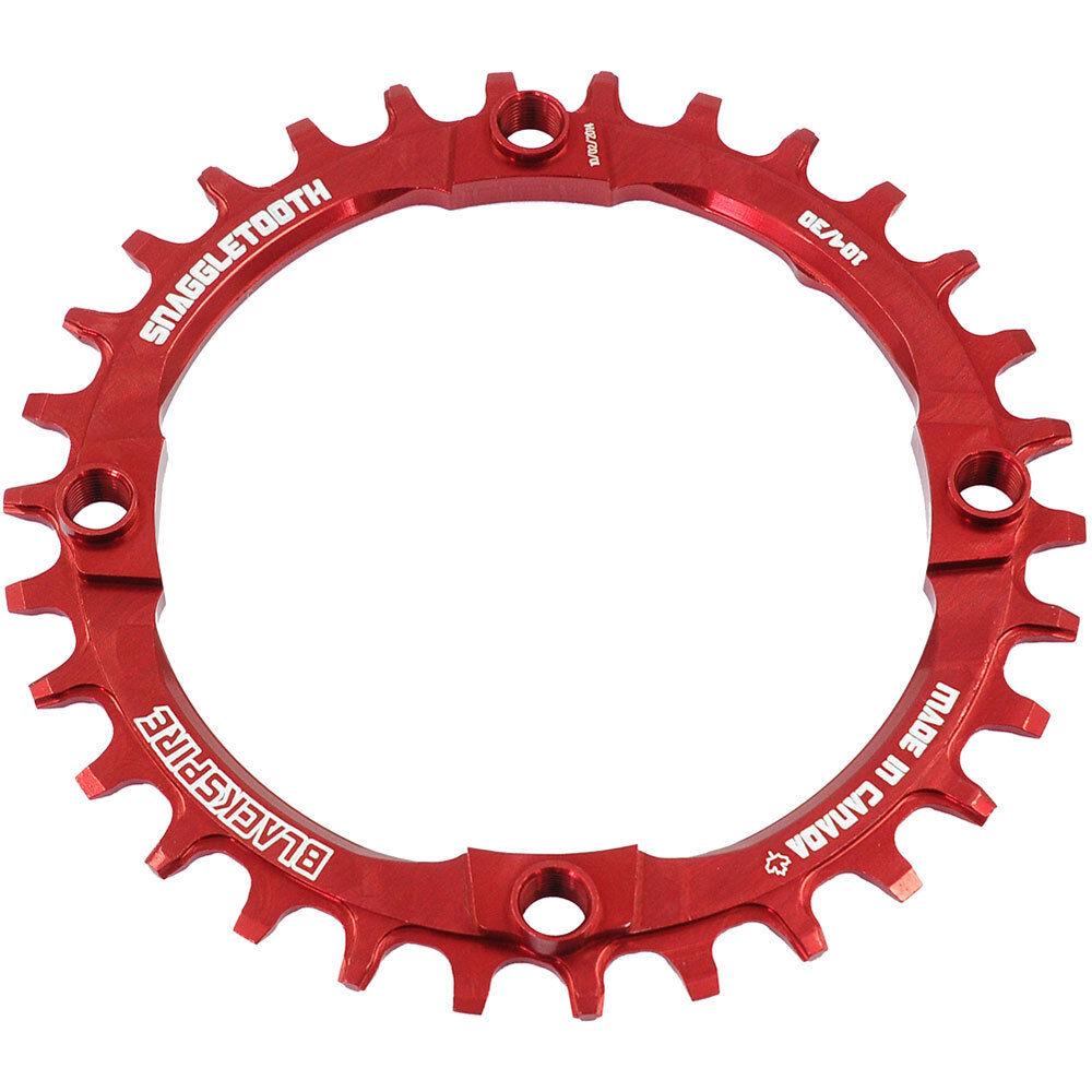 negrospire Snaggletooth 104 30 narrow Wide perfiles rojo  Bicicleta  alta calidad y envío rápido