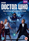 Doctor Who - The Return of Doctor Mysterio DVD 2016 Region 2