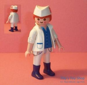Wigs for Male Figure With Hat Style Playmobil Short Hair 4