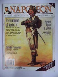 Napoleon-Nummer-9-Instrument-Sich-Victory-Militaer-Kriegsspiel-Magazin