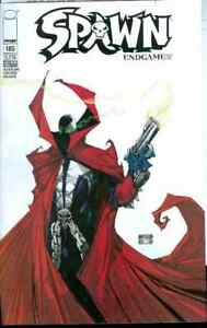 Spawn-185-2nd-Print-Variant-Cover-Nm-Image-Comics