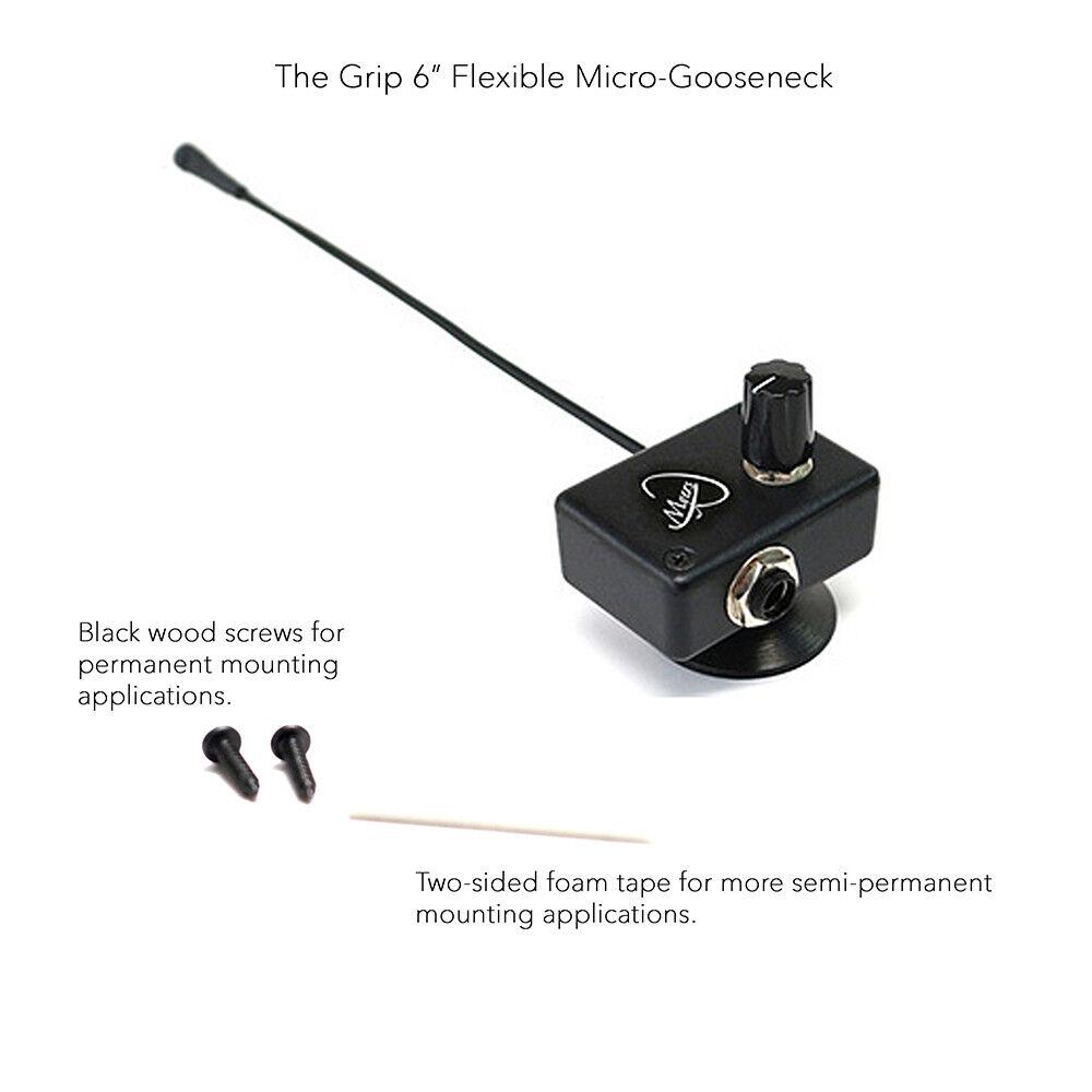 Recojo contadas con 6  Micro-Cuello De Ganso Flexible Flexible Flexible mediante Pastillas Myers 3f3d00