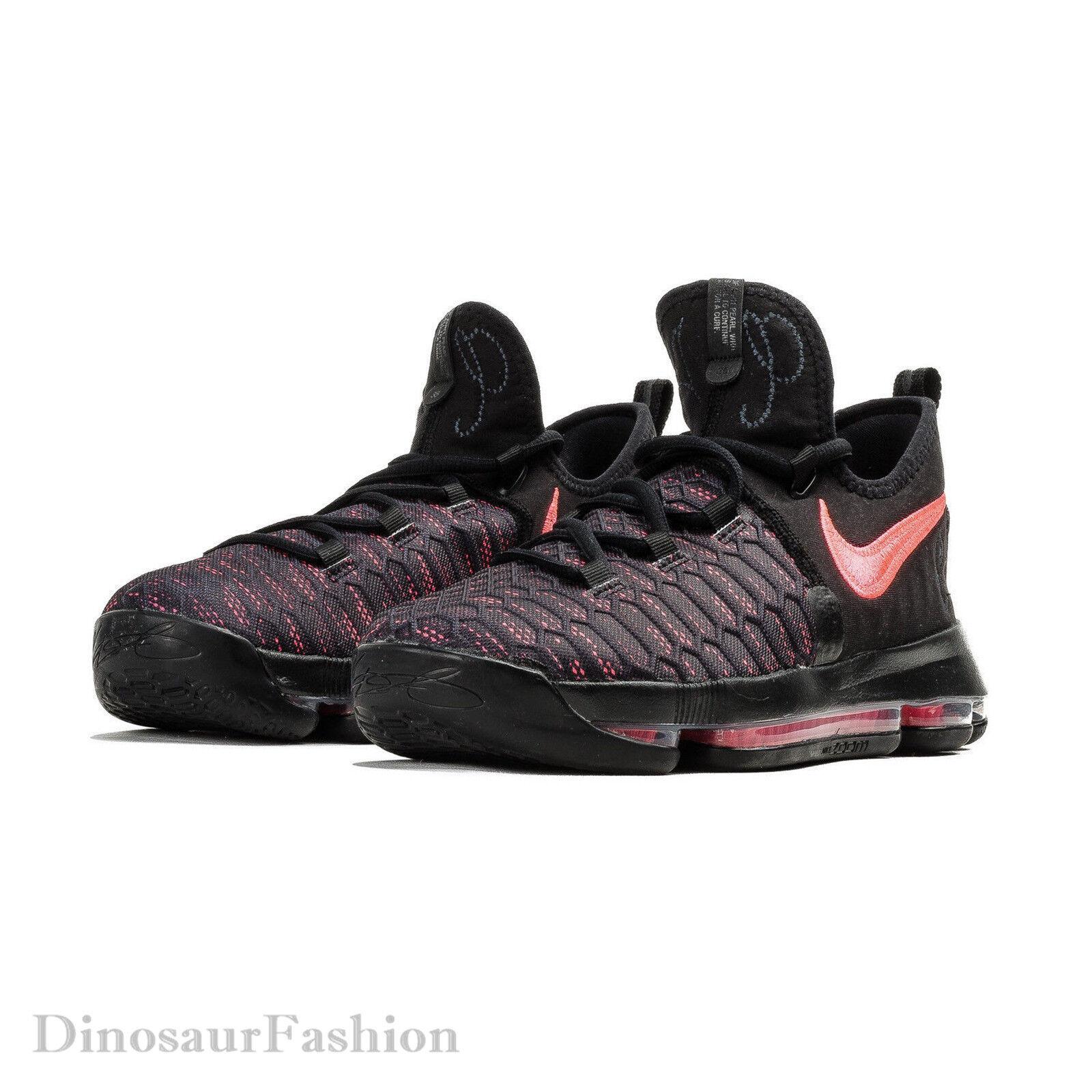 Nike zoom kd9 ridotta (gs) (869999-060) gioventù baskettball scarpe, di nuovo nella scatola originale